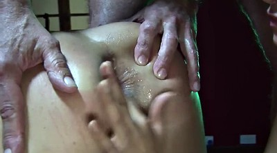 Fuck, Double anal, Parade, Anal fuck