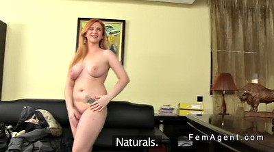 Casting anal, Busty threesome, Busty anal, Big natural