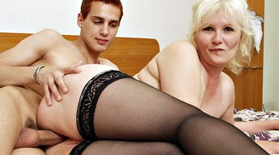With mom, Russian mature, Milf mom