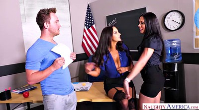 Ava addams, Piercing, Teacher