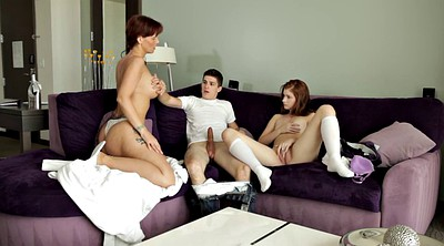 Teacher, Taboo, Mom daughter, Young femdom, Taboo mom, Taboo daughter