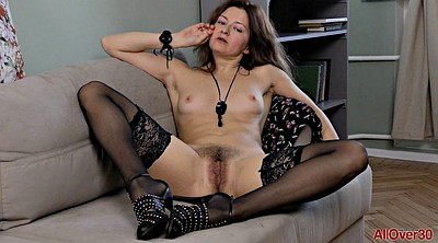 Hairy mature, Skinny mature, Skinny hairy, Legs spread
