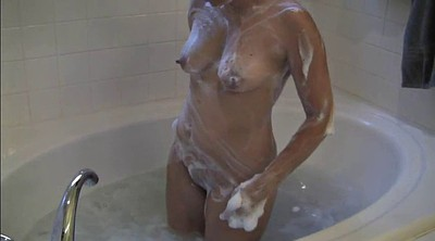 Asian wife, Asian softcore, Indian bath, Bathing, Indian bathing