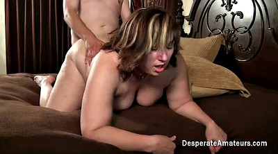First time, Time, Desperate, Desperate amateurs, Casting mom