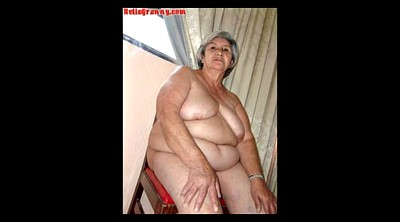 Granny latina, Latina mature, Amateur mature