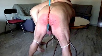 Spank, Saggy, Fat ass, Bdsm gay