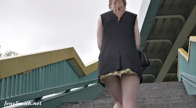 Upskirt, Street, Flasher
