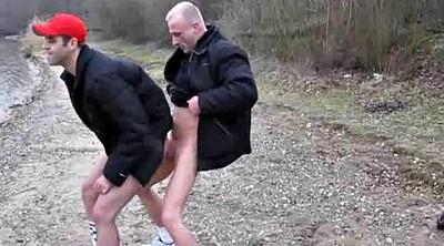 Daddy gay, Twink, Mature outdoor, Mature gay