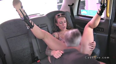 Fake, Fake taxi, Public anal, Amateur butt