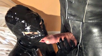 Rubber, Smoking bj, Latex rubber, Latex blowjob
