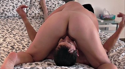 Creampie, German ass