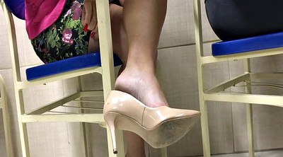 High heels, Tatoo, High, Candid