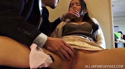 Skirt, Asian office, Erotic, Asian long hair, Naughty office