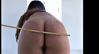 Caning, Spanked, Naked