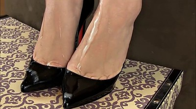 Foot fetish, Shoe, Shoes, Leather fetish