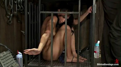 Vibrator, Slaves, Caged