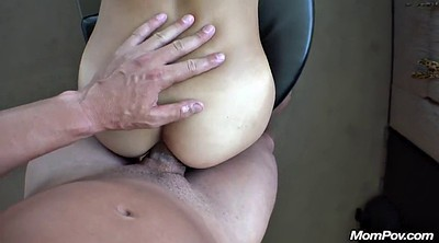 Mom pov, Pov mom, Skinny milf, Hardcore mom