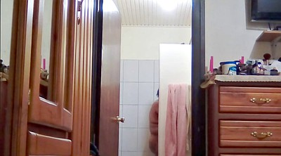 Hidden cam shower, Indian milf
