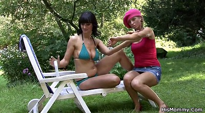 Lesbian moms, Young girl, Young girls, Old teen, Lesbian teen dildo, Old young lesbian