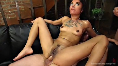 Anal gangbang, Annie, Gangbang gay, Asian double anal, Anal asian, Asian three