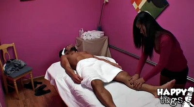 Handjob massage, Asian riding, Asian guy