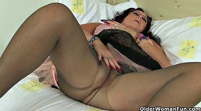 Mature pantyhose, Grannies, Old pussy, British granny, Pantyhose pussy, Pearl