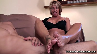 Footjob cumshot, Goddess, Foot goddess, Brianna, Goddess foot