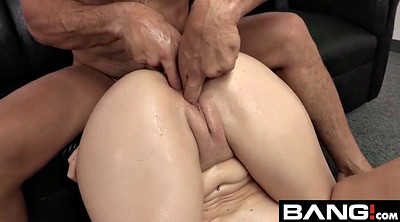 Mandy muse, Casting anal