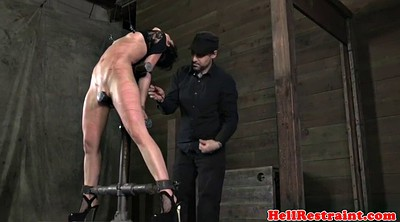 Heels, Nipples, Screaming, Caning