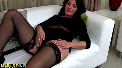 Black stockings, Stocking mature