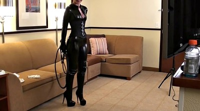 Boots, Gloves, Corset, Catsuit