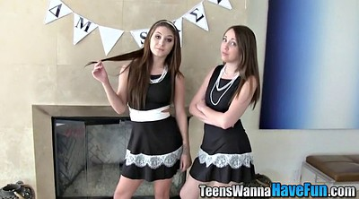Teen group, Sex party