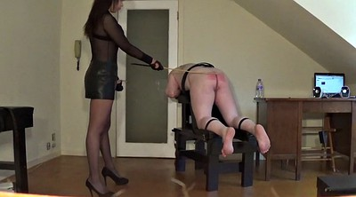 Caning, Miss, Caned