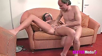 German mature, Teen and old
