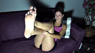 Sexy, Long toes
