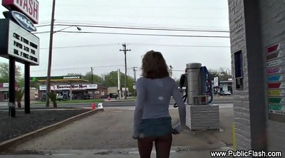 Flashing, Mandy, Public flash