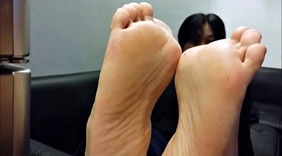 Asian foot, Asian soles, Asian mature, Mature feet, Mature foot