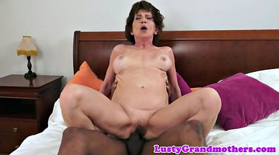 Grannies, Grandmas, Mature riding, Ebony mature