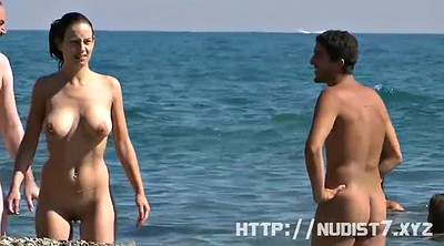 Beach, Nude beach, Spread