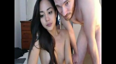Asian webcam, Asian blowjob
