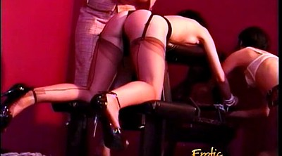 Femdom whipping, Femdom-whipping, Whipped, Redhead