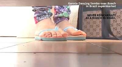 Giantess, Trample, Trampling, Feet pov, Crush feet, Crush