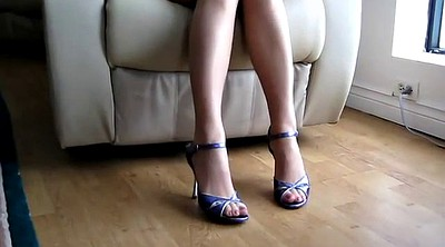 High heels, Trampling, Trample, Heels