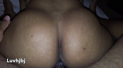 Booty, Ebony booty, Black girlfriend