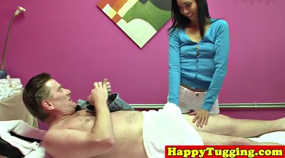Massage handjob, Happy ending