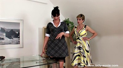 Lady sonia, Wife spank, Hands