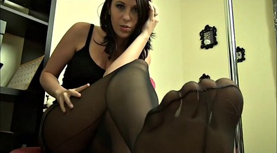 Nylon, Nylon foot, Foot worship pov, Pov foot, Nylon worship