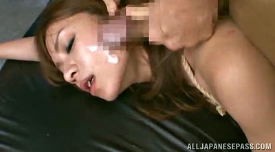 Asian facial, Bondage, Tied