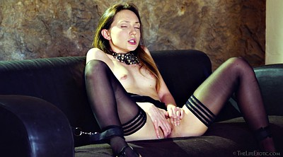 Fingers solo hd, Stockings solo