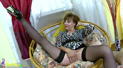 Lady, Mature solo, Granny solo, Hot mature